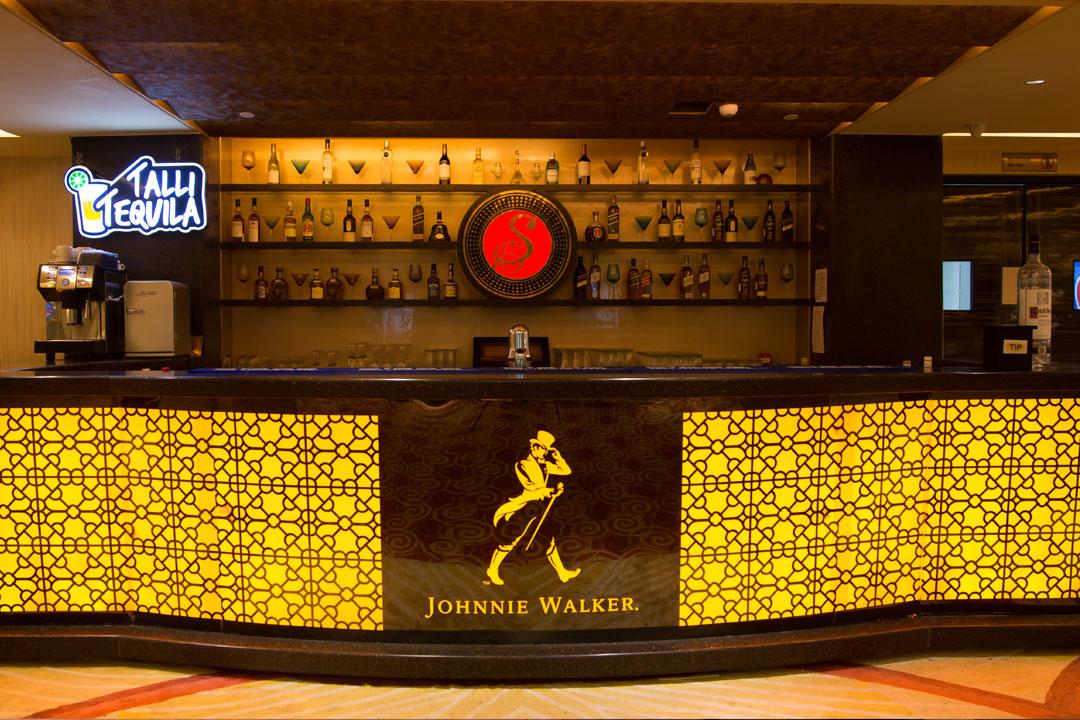 casino drinks list