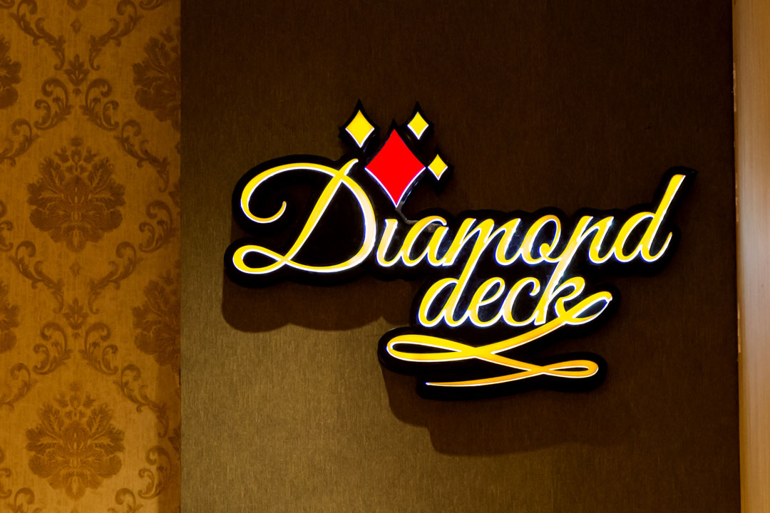 Diamond Deck logo