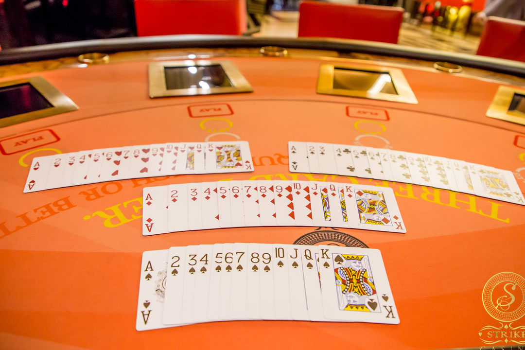 casino baccarat games